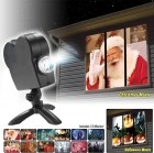 Проектор на окно Star Shower Window Projector 12 фильмов
